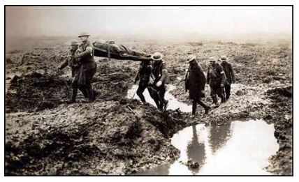 Flanders Fields 1915