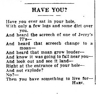 Have You - October 18 1918